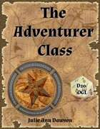 The Adventurer Class