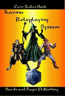 Karma Roleplaying System