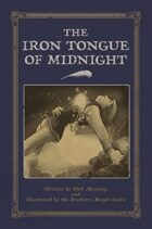 The Iron Tongue of Midnight (10 of 16 in the SHAKESPEARE SHAKEN anthology)