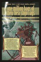 THE HEMPEST (6 of 16 in the SHAKESPEARE SHAKEN anthology)