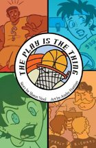 The Play Is the Thing (11 of 16 in the SHAKESPEARE SHAKEN anthology)