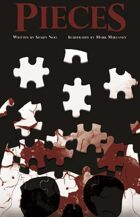 Pieces (13 of 16 in UNFASHIONED CREATURES, A Frankenstein Anthology)