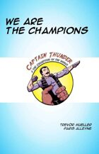 We Are The Champions (9 of 16 in KILLER QUEEN, A Comic Anthology)