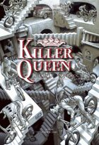 Killer Queen: A Comic Anthology