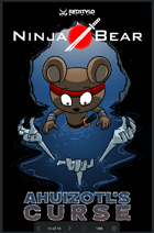 Ninja Bear: Azhuizotl's Curse