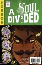 A SOUL DIVIDED: A Comic Anthology inspired by Dr. Jekyll of Jekyll & Hyde