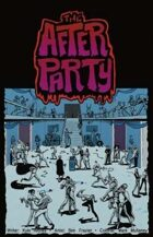 The After Party (4 of 7 in the Poe Twisted Anthology)