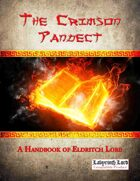 The Crimson Pandect: A Handbook of Eldritch Lore