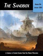 The Sandbox #1