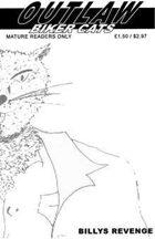 Oulaw Biker Cats #1