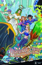 Baneberry Creek Academy for Wayward Fairies #3