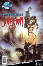 Roger Corman's Black Scorpion #2