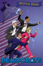 Political Power: Democrats: Trade Paperback