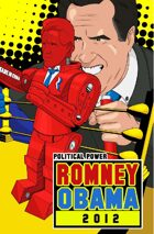 Political Power: Romney vs. Obama 2012