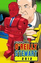 Political Power: Bill O'Reilly - Jon Stewart 2012