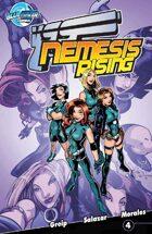 Victoria's Secret Service: Nemesis Rising #4