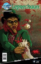 Lionsgate Pictures Presents: Leprechaun #4