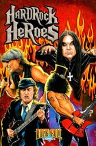 Rock and Roll Comics: Hard Rock Heroes