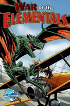 Ray Harryhausen Presents: War of the Elementals #0