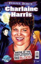 Female Force: Charlaine Harris: The creator of True Blood