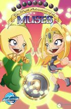 The Myth Adventures of the Muses #0