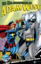 The Mis-Adventures of Adam West #9 (ongoing)