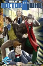 Orbit: The Cast of Doctor Who #1