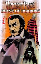 Vincent Price: House of Horrors: Trade Paperback