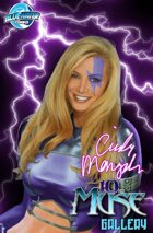 10th Muse Gallery: Cindy Margolis