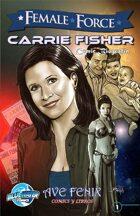 Female Force: Carrie Fisher en español