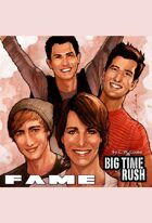 FAME Big Time Rush:  audio book