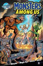 Monsters Among Us #3