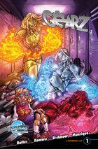 Gearz: Superficial #1