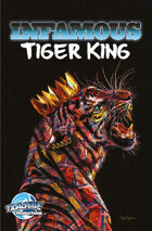 Infamous: Tiger King: Special Edition