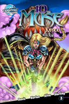 10th Muse: Justice #3
