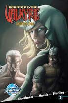 Power of the Valkyrie: Chronos Edda #3