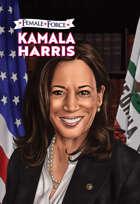 Female Force: Kamala Harris