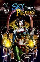 Sky Pirates of Valendor #2.1