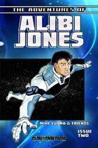 The Adventures of Alibi Jones #2