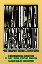 Vatican Assassin - The Graphic Novel - 2 of 4