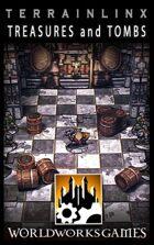 WorldWorks Games / TerrainlinX / Treasures and Tombs