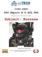 TPS Report, Subject: Buzzsaw (M&M3e)