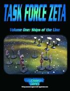 Task Force Zeta Vol. 1: Ships of the Line
