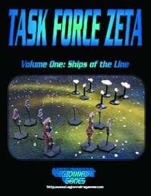 Task Force Zeta Vol. 1: Ships of the Line