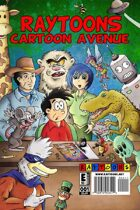 Raytoons Cartoon Avenue #1