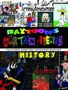 Raytoons Cartoon Avenue Volume 01 (Old 2007 Edition)