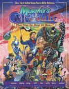 Murphy's World Poster 1 - Cover Art