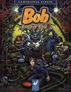 Bob, Lord of Evil Gamemaster Screen