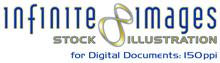 Infinite Images - Illustrations for Digital Documents: 150ppi
