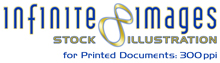 Infinite Images - Illustrations for Printed Documents: 300ppi